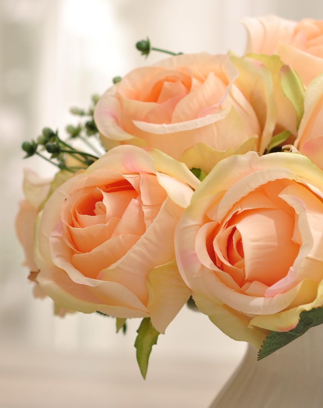 香槟色玫瑰花_香槟色玫瑰的花语-