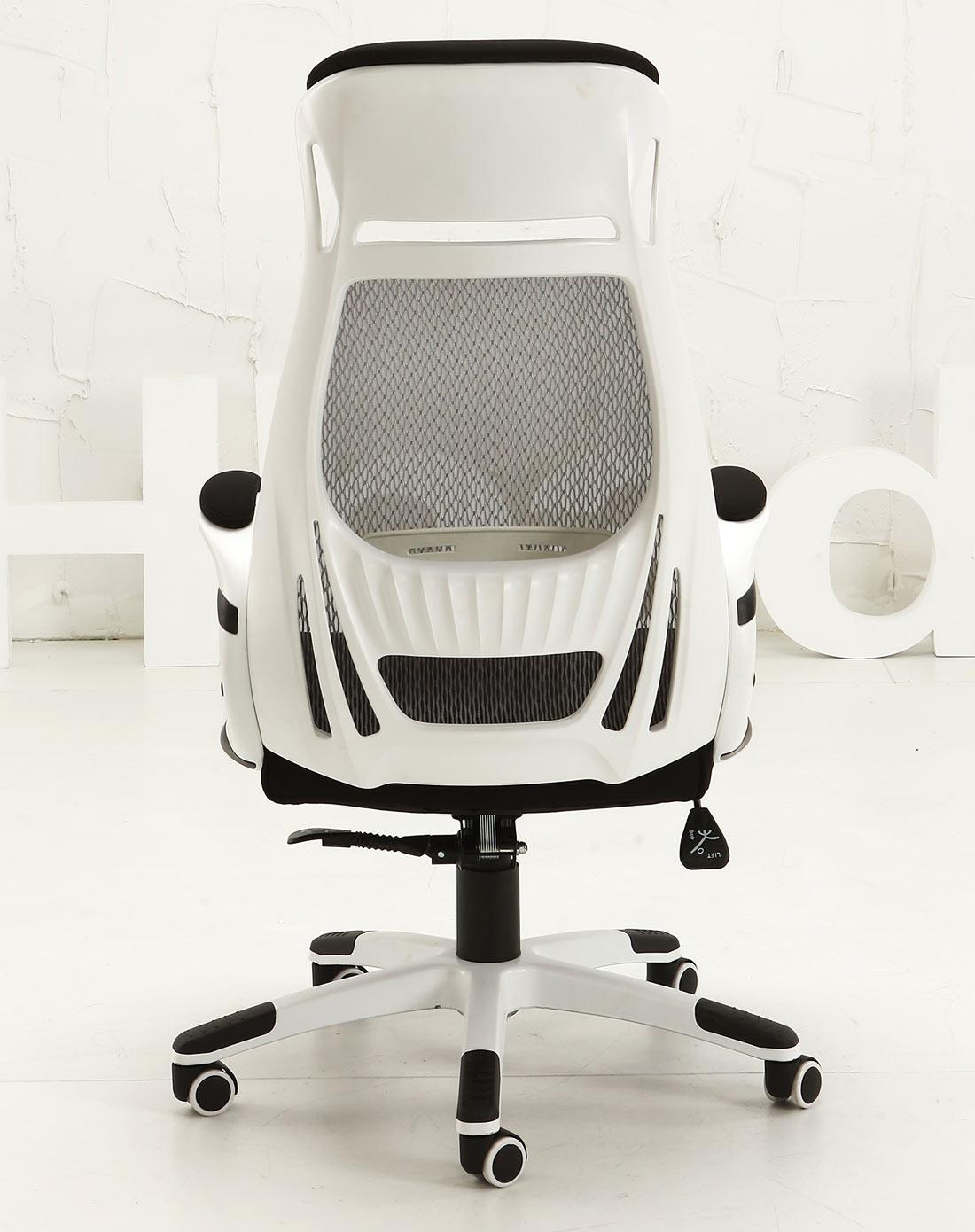 赛车椅电脑椅家用 办公椅白色