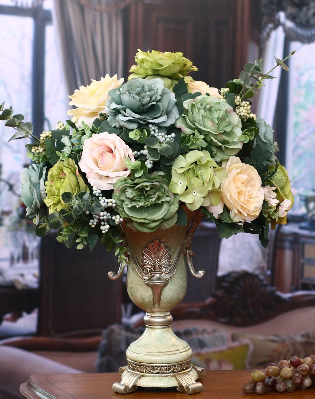 装饰品-高档花瓶欧式图片
