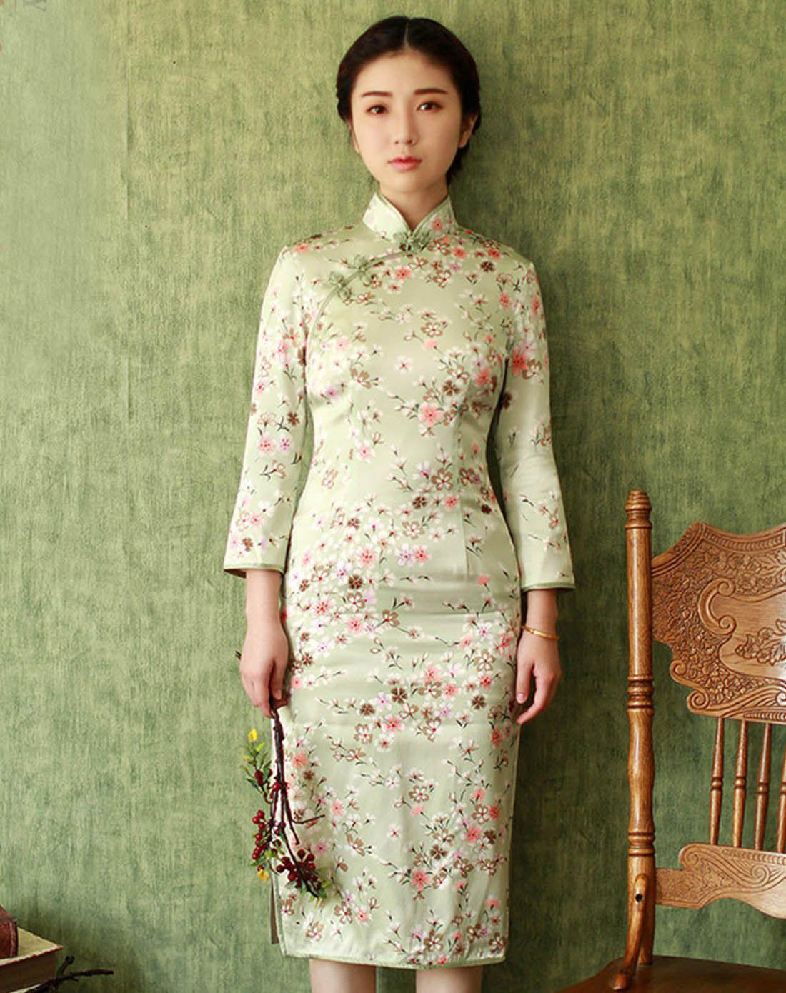 什么是真丝旗袍
