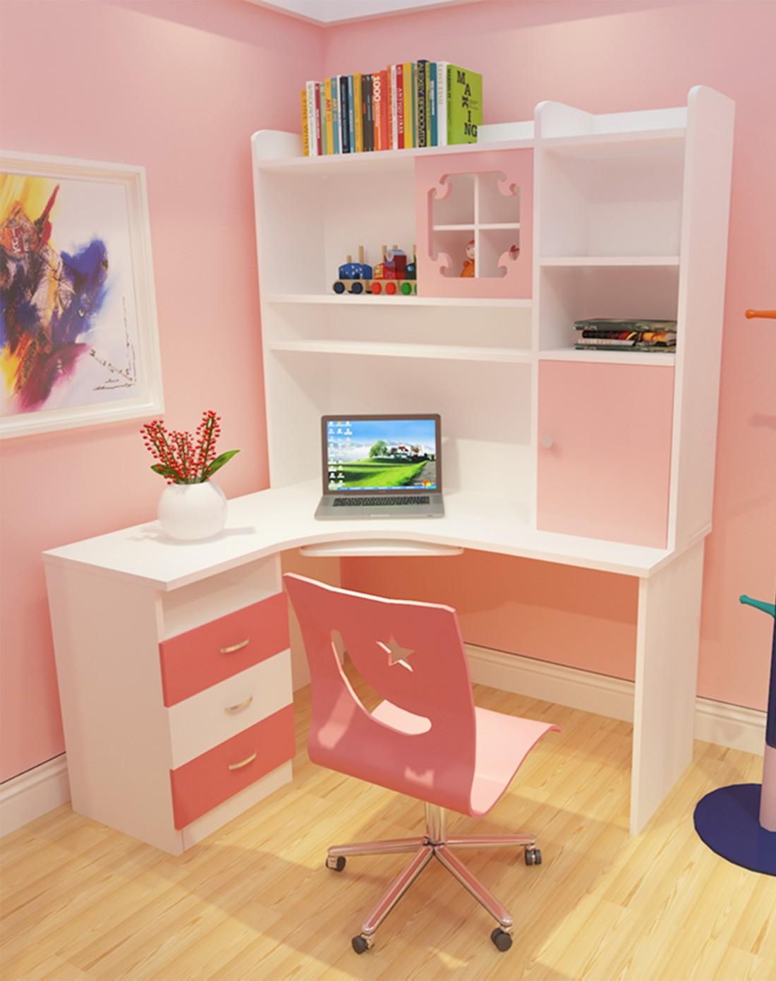 时尚百搭 儿童卧室书桌