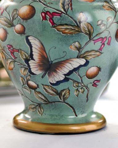 欧式复古陶瓷花瓶