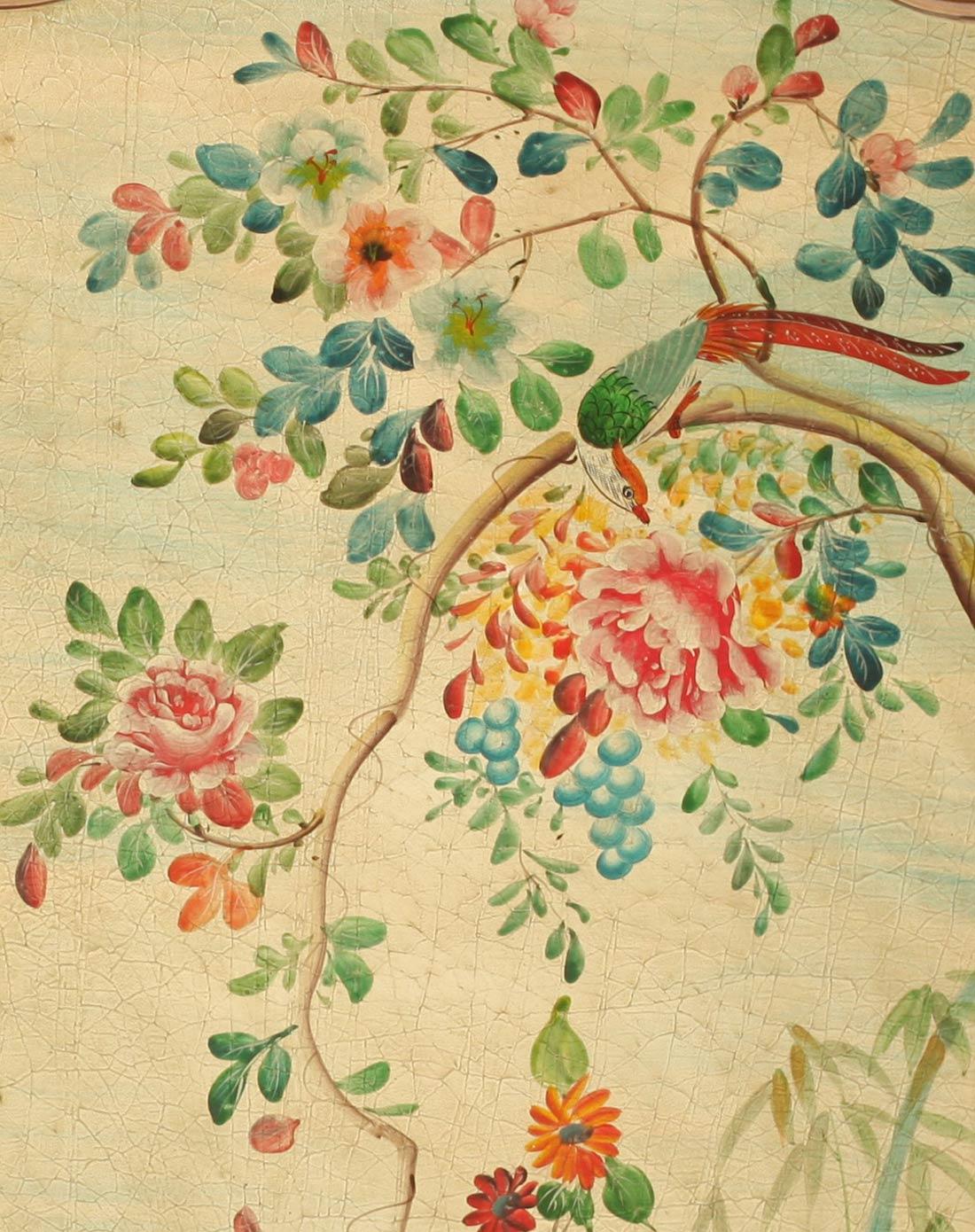 鱼西美屋专场大型欧式花鸟木质装饰画2号yxmwj306图片