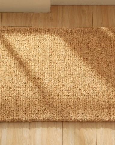 印度进口 大号手工制作加厚椰棕地毯