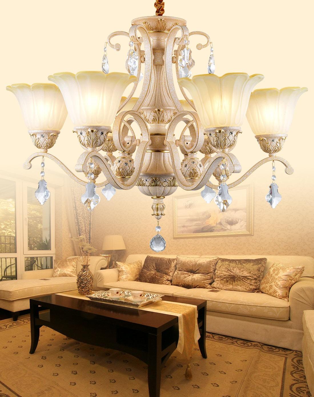 欧式水晶吊灯2710