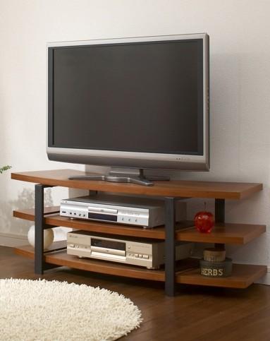 韩式拆装钢木结构电视柜