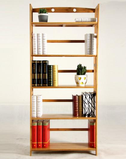 茗匠 简易五层板型书架