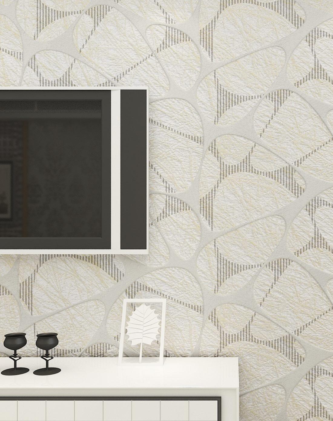 3d立体墙纸 蚕丝壁纸电视背景墙壁纸