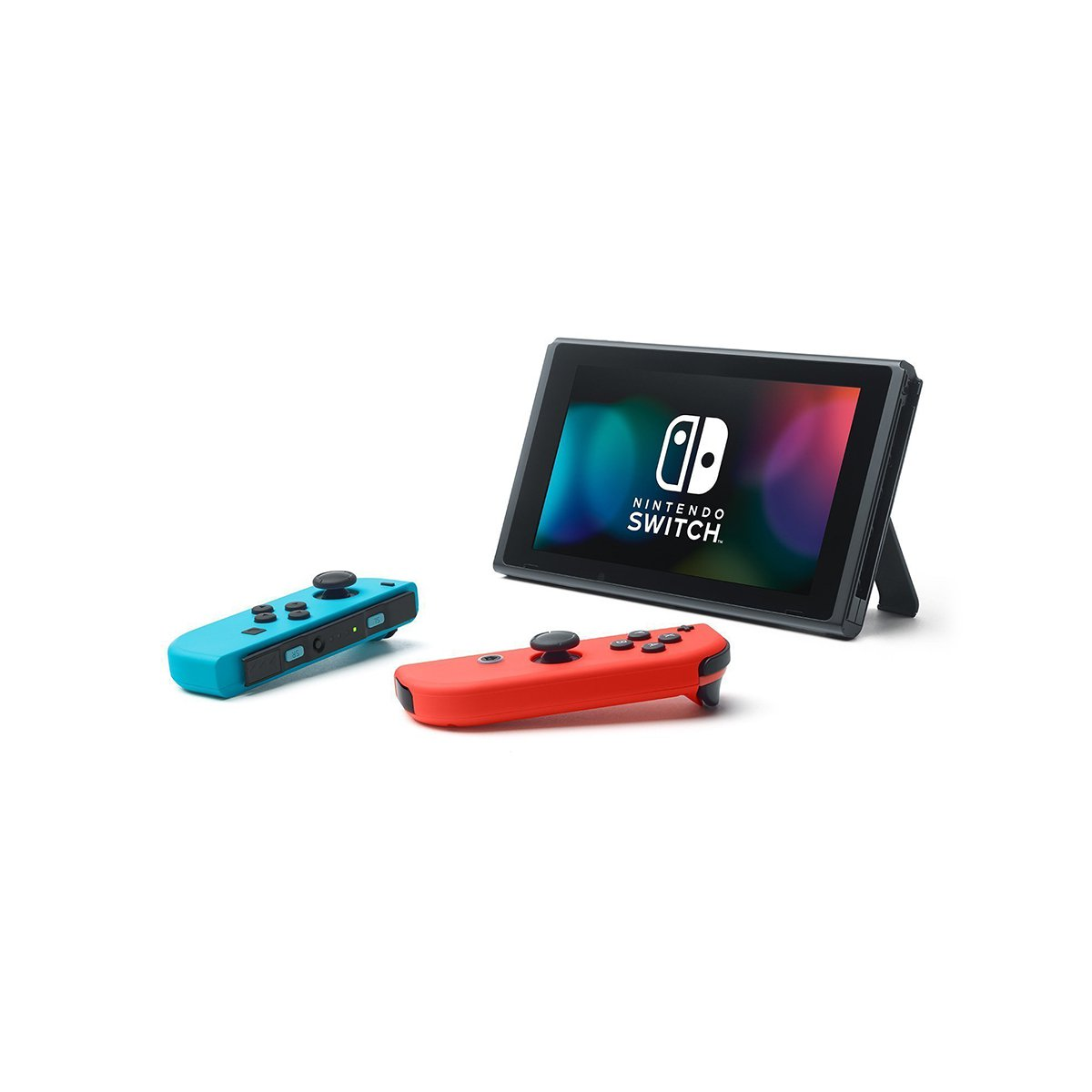 Nintendo 任天堂 Switch 游戏机 (红蓝Joy-Con手柄)