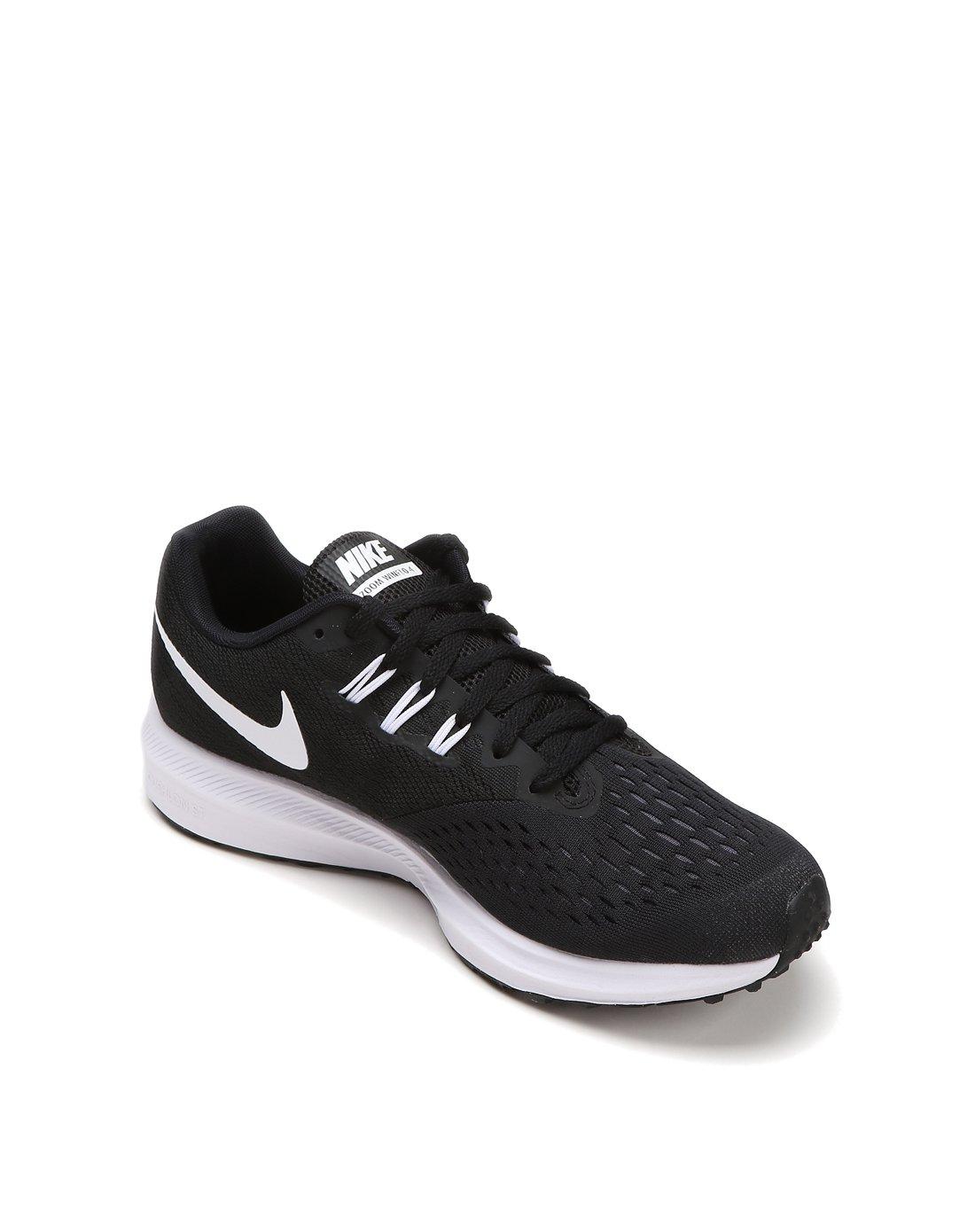 耐克透气抓地男款跑步鞋Air Zoom Winflo 4898466-001 唯品会 8fe28be68