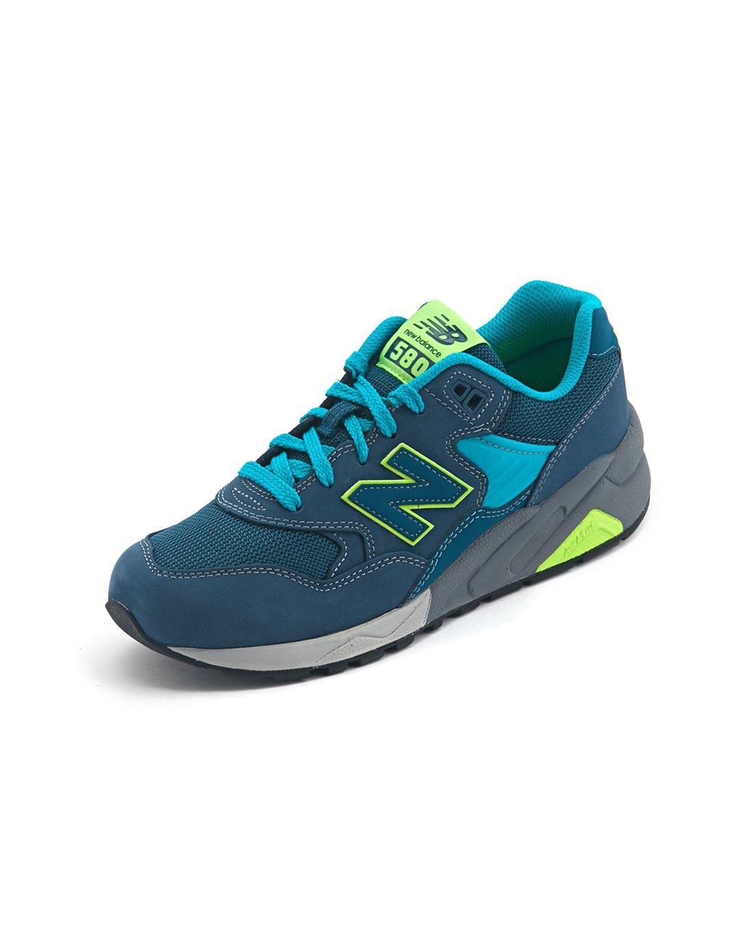 ... best cheap f3799 0e3a8 New BalanceNew balance 580系列中性藏青色经典鞋MRT580GT 000eb1c5038b