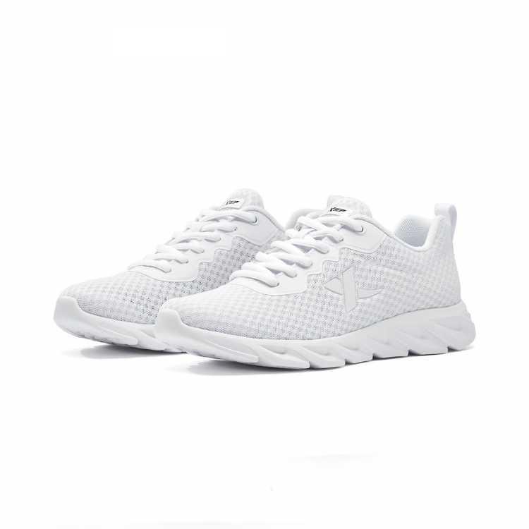 特步XTEP 透气简约 女跑步鞋运动鞋