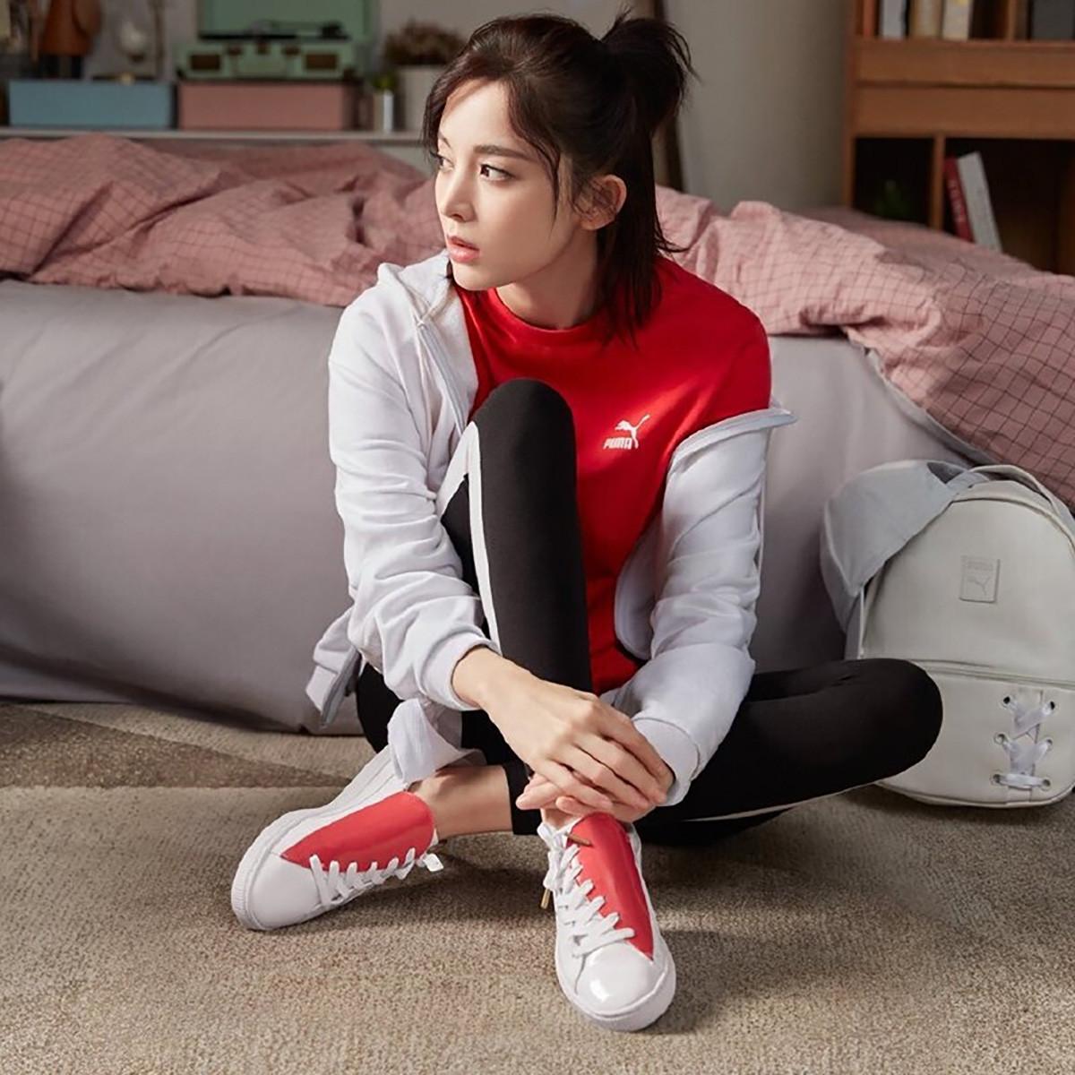 Puma 彪马 Basket Crush 女子爱心板鞋 ¥219包邮