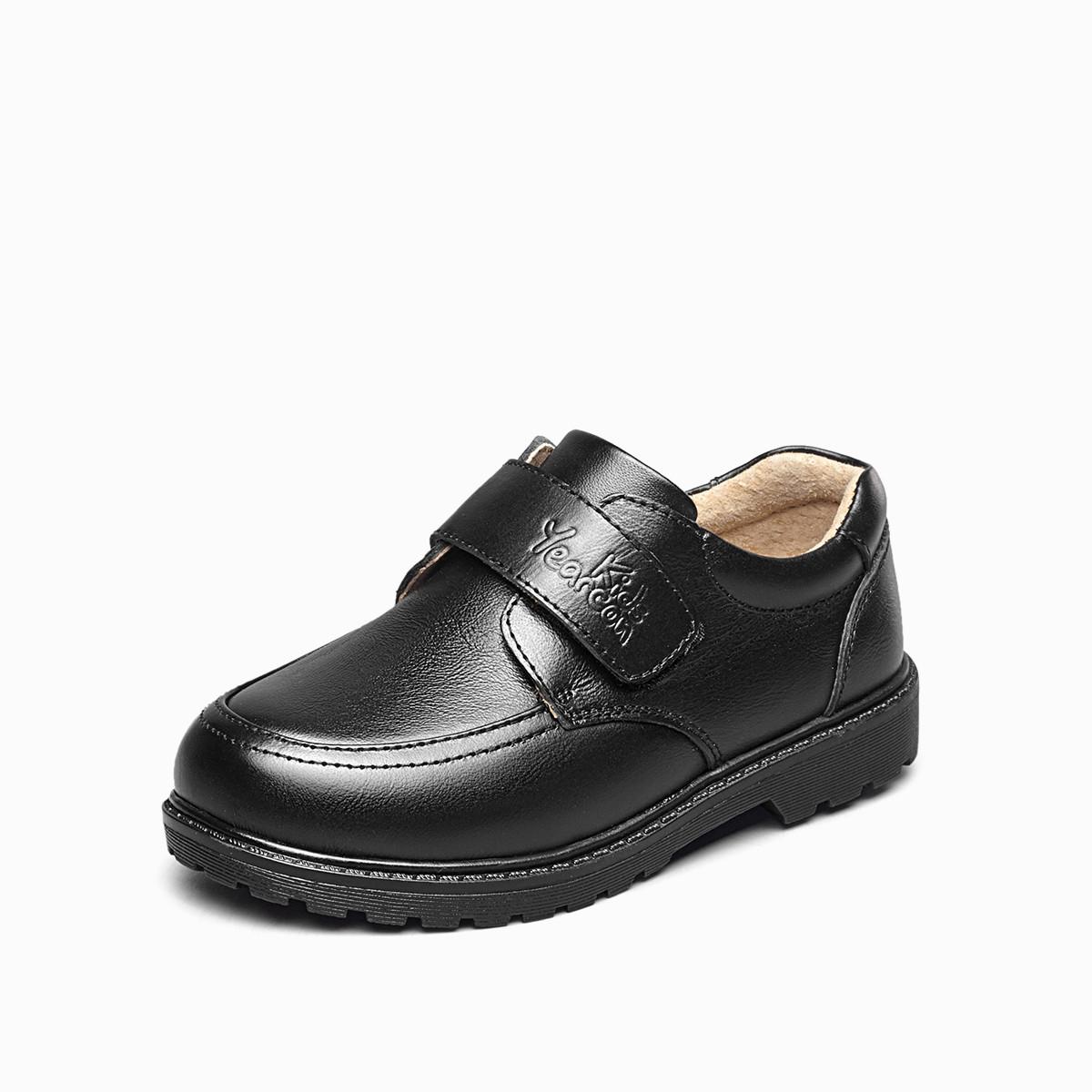 意尔康童鞋男童鞋20春季新款中大童休闲男童皮鞋演出鞋儿童皮鞋
