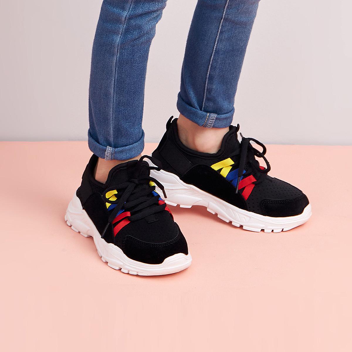 笛莎儿童运动鞋21春款女童透气轻便耐磨网眼休闲凉鞋