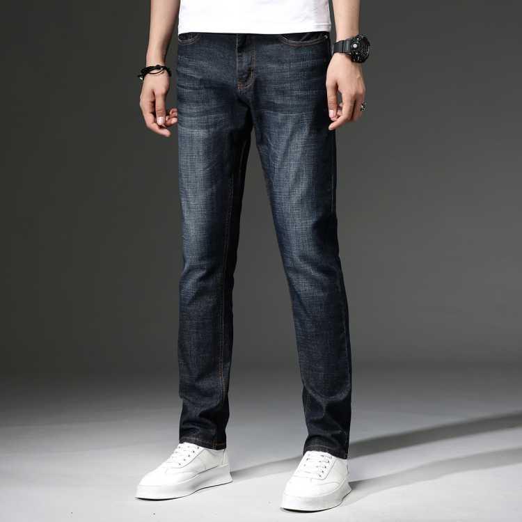 JEEP/吉普 【时尚爆款】2021新品裤潮流男士牛仔裤