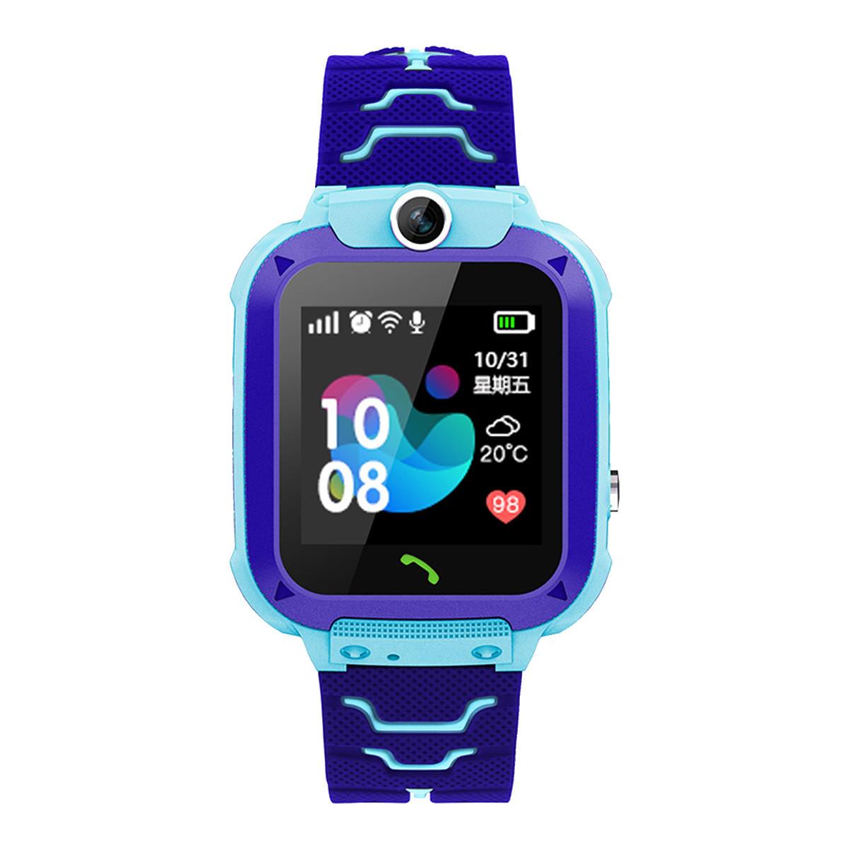 ATOUMU防水前置拍照定位插卡通话智能儿童电话手表移动版